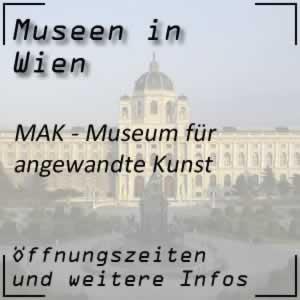 MAK - Museum für angewandte Kunst Wien