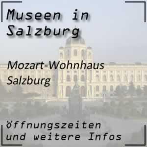 Salzburg: Mozart-Wohnhaus