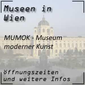 MUMOK Museum moderner Kunst Wien