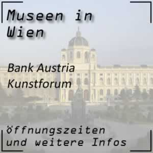 Museum Bank Austria Kunstforum