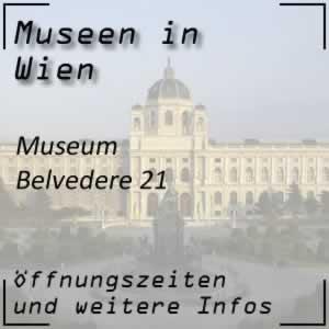 Belvedere 21 (21er-Haus)