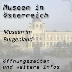 Museen im Burgenland