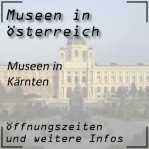 Museen in Kärnten