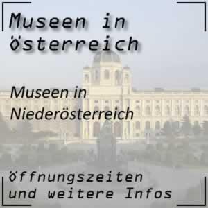 Museen in Niederösterreich