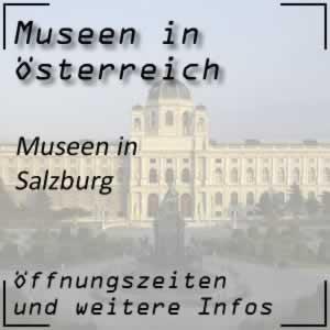 Museen in Salzburg