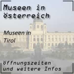 Museen in Tirol