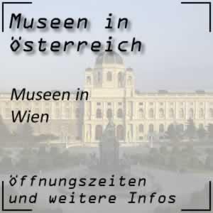 Museen in Wien