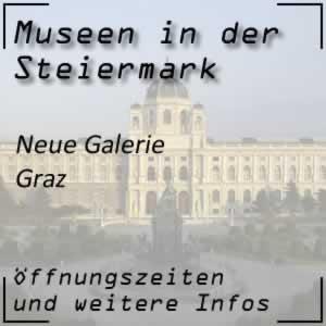 Graz: Neue Galerie