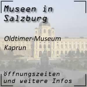 Oldtimer-Museum Kaprun