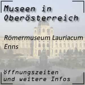 Enns: Römermuseum Lauriacum