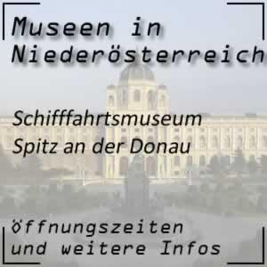 Spitz: Schifffahrtsmuseum
