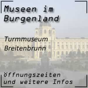 Breitenbrunn: Turmmuseum