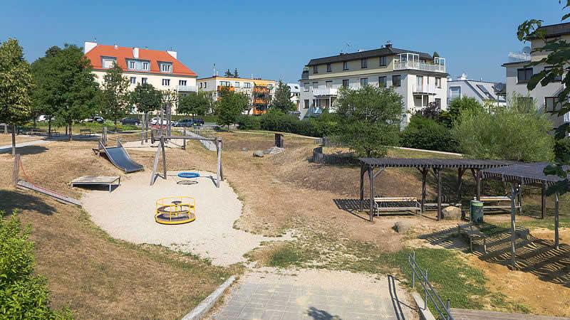 Furtwänglerpark in Wien