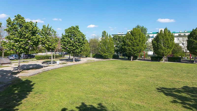 Heisspark in Wien-Stammersdorf