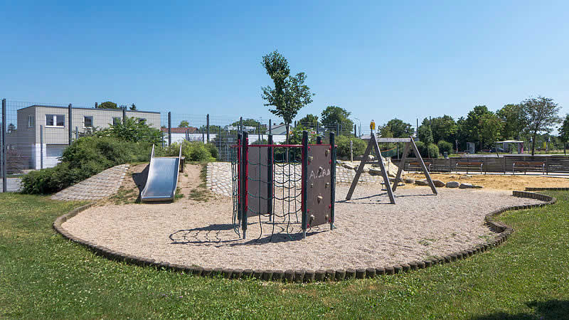 Hubert-Blamauer-Park in Wien-Oberlaa
