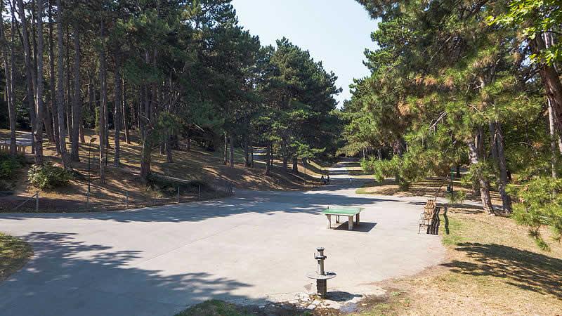 Hugo-Wolf-Park Krottenbachstraße Wien 19