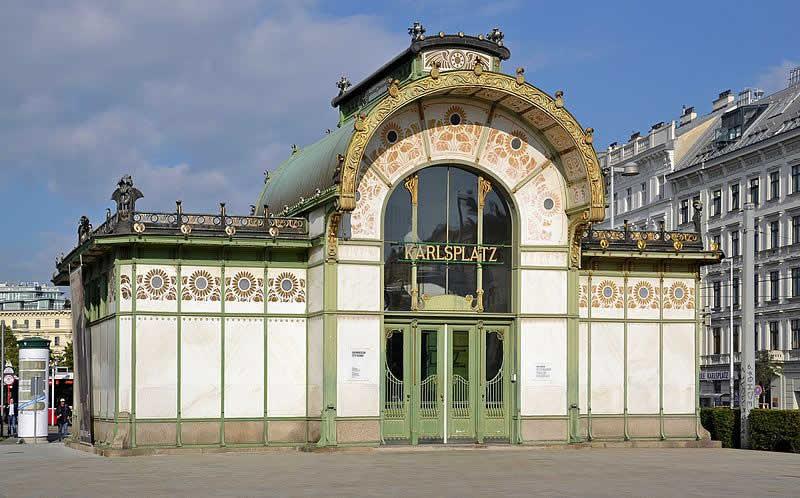 Karlsplatz in Wien
