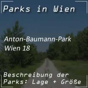 Anton Baumann Park in Wien 18