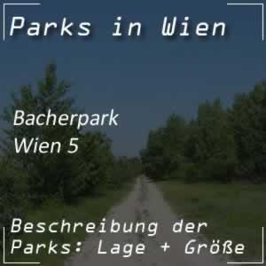 Bacherpark bei der Spengergasse in Wien