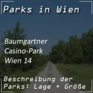 Baumgartner Casino-Park in Wien