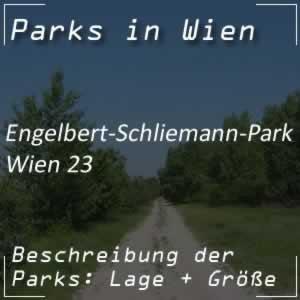 Engelbert-Schliemann-Park in Wien 23