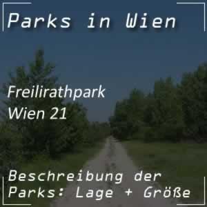 Freiligrathpark in Wien