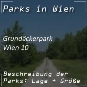 Grundäckerpark in Oberlaa Wien