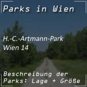H. C. Artmann-Park in Wien