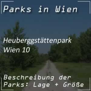 Heuberggstättenpark in Wien-Favoriten