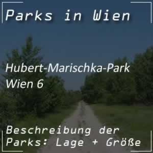 Hubert-Marischka-Park in Wien-Mariahilf