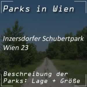 Inzersdorfer Schubertpark in Wien 23