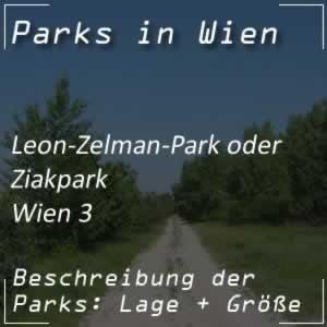 Leon-Zelman-Park in Wien-Landstraße
