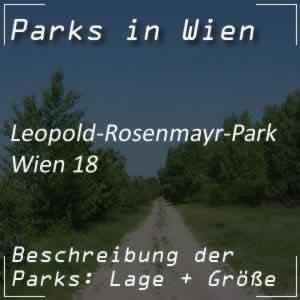 Leopold-Rosenmayr-Park in Wien-Währing