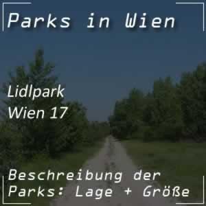 Lidlpark in Wien-Hernals
