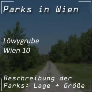 Erholungsgebiet Löwygrube in Wien 10
