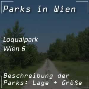 Loquaipark in Wien-Mariahilf