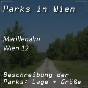 Marillenalm beim Grünen Berg in Wien 12