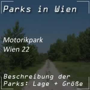 Motorikpark in Wien-Donaustadt