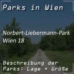 Norbert-Liebermann-Park bei der Gentzgasse Wien 18