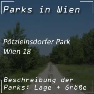 Pötzleinsdorfer Schloßpark in Wien 18
