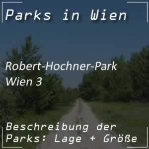 Robert-Hochner-Park beim Rennweg Wien 3