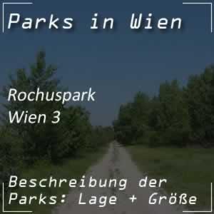 Rochuspark bei der Landstraßer Hauptstraße Wien 3