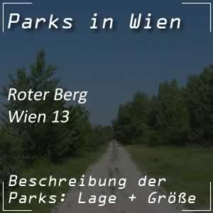 Roter Berg in Wien 13