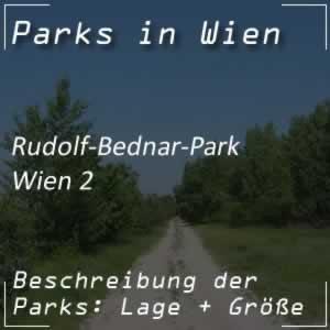 Rudolf-Bednar-Park in Wien 2