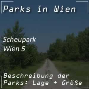 Scheupark oder Margaretner Wildnis Wien 5
