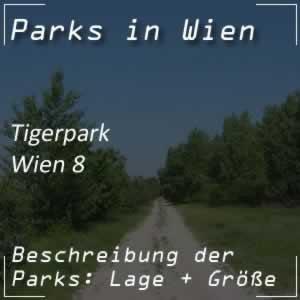 Tigerpark bei der Pfeilgasse Wien 8