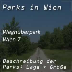Weghuberpark in Wien-Neubau