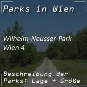Wilhelm-Neusser-Park in Wien 4