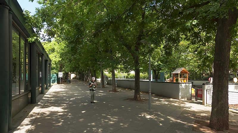 Rochuspark in Wien-Landstraße