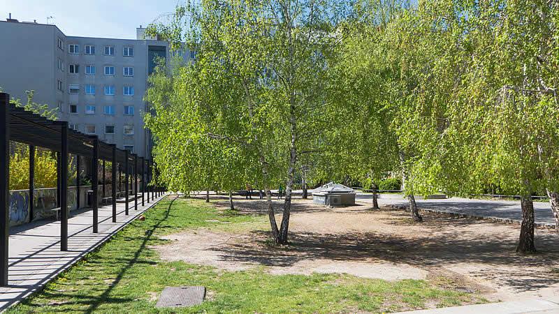 Schütte-Lihotzky-Park in Wien 5